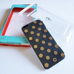 NIB Kate Spade iPhone 6 Plus Case